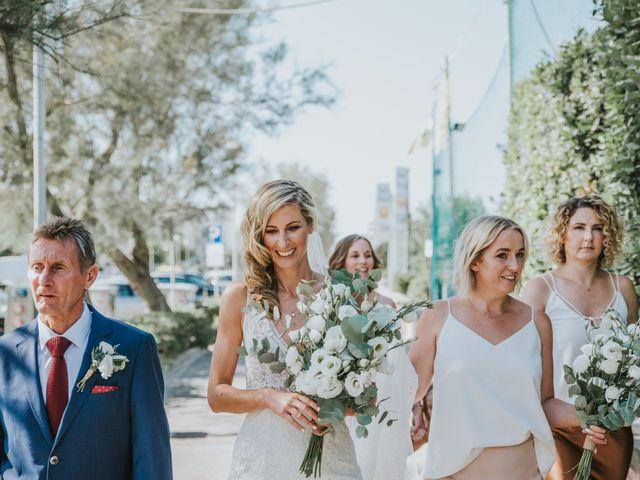 Il matrimonio di Francesco e Jade a Cesenatico, Forlì-Cesena 21