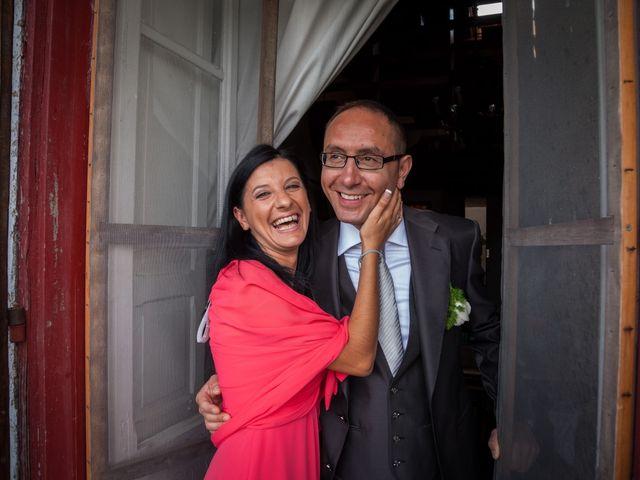 Il matrimonio di Massimo e Marina a Roma, Roma 10
