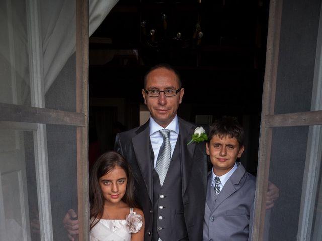 Il matrimonio di Massimo e Marina a Roma, Roma 11