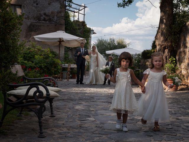 Il matrimonio di Massimo e Marina a Roma, Roma 18