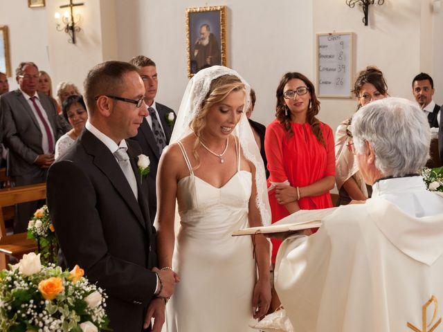 Il matrimonio di Massimo e Marina a Roma, Roma 24