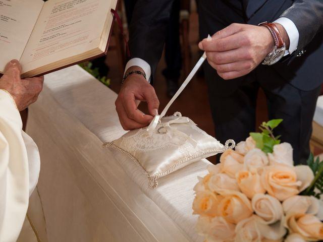 Il matrimonio di Massimo e Marina a Roma, Roma 25