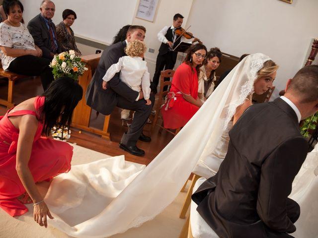 Il matrimonio di Massimo e Marina a Roma, Roma 33