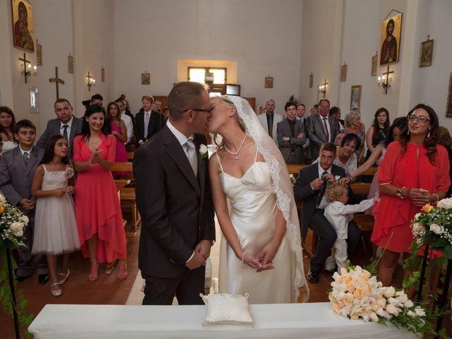 Il matrimonio di Massimo e Marina a Roma, Roma 34