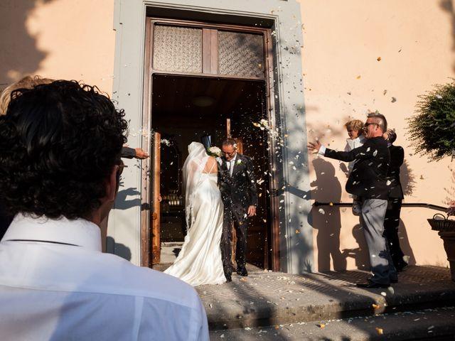 Il matrimonio di Massimo e Marina a Roma, Roma 36