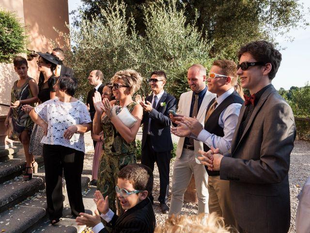 Il matrimonio di Massimo e Marina a Roma, Roma 37