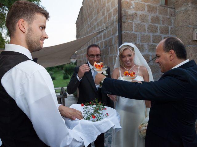 Il matrimonio di Massimo e Marina a Roma, Roma 52