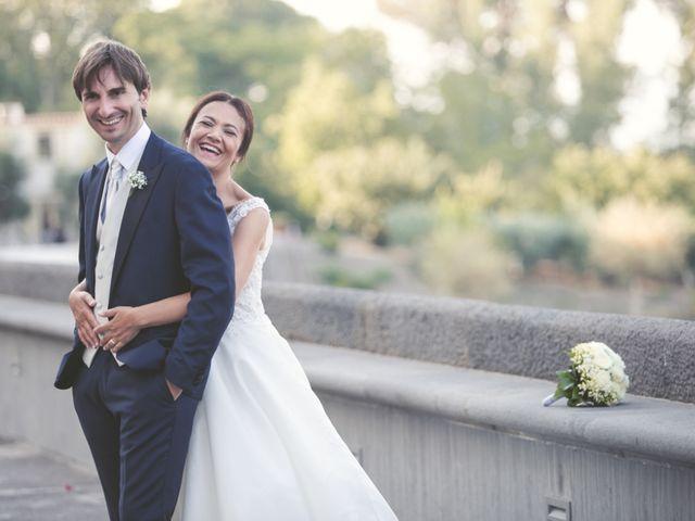 Le nozze di Rachele e Mariano