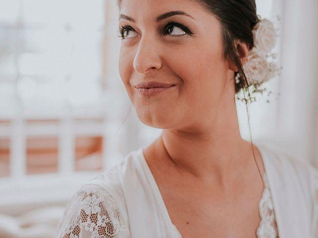 Il matrimonio di Francesco e Ludovica a Bracciano, Roma 8