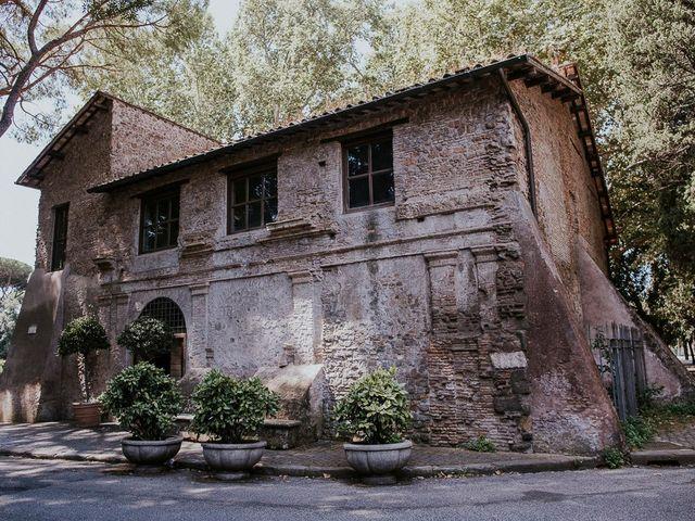 Il matrimonio di Francesco e Ludovica a Bracciano, Roma 14