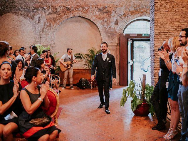 Il matrimonio di Francesco e Ludovica a Bracciano, Roma 17