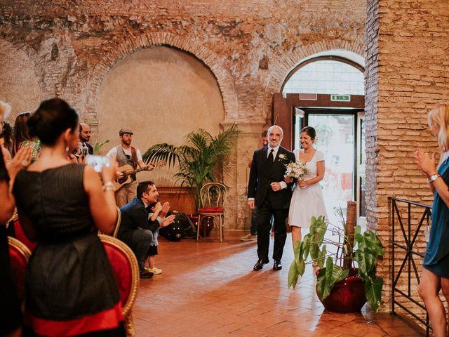 Il matrimonio di Francesco e Ludovica a Bracciano, Roma 24