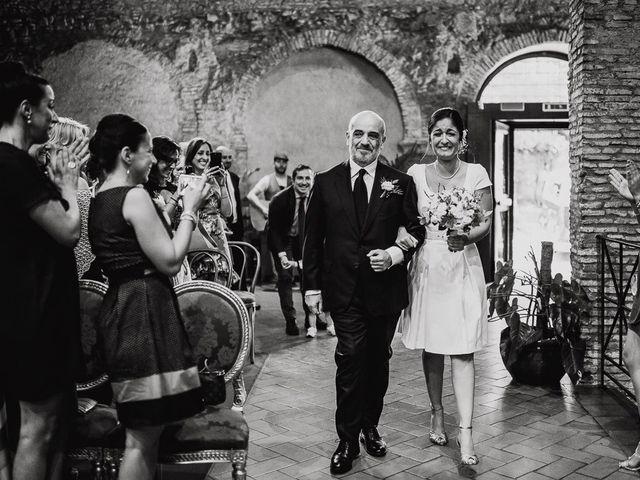 Il matrimonio di Francesco e Ludovica a Bracciano, Roma 26