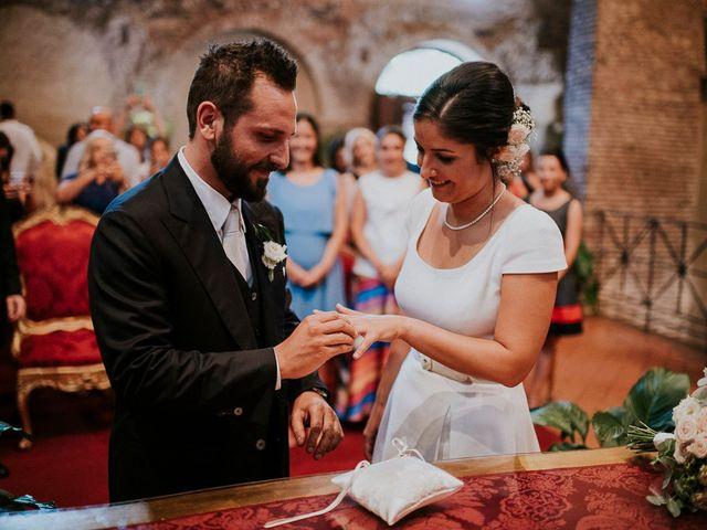 Il matrimonio di Francesco e Ludovica a Bracciano, Roma 28