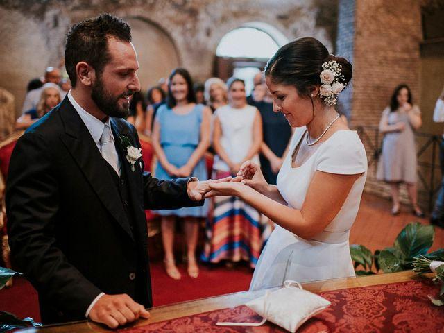 Il matrimonio di Francesco e Ludovica a Bracciano, Roma 29