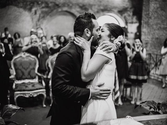 Il matrimonio di Francesco e Ludovica a Bracciano, Roma 30