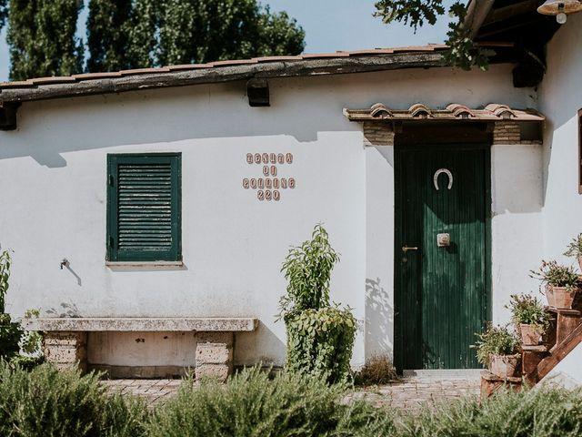 Il matrimonio di Francesco e Ludovica a Bracciano, Roma 31