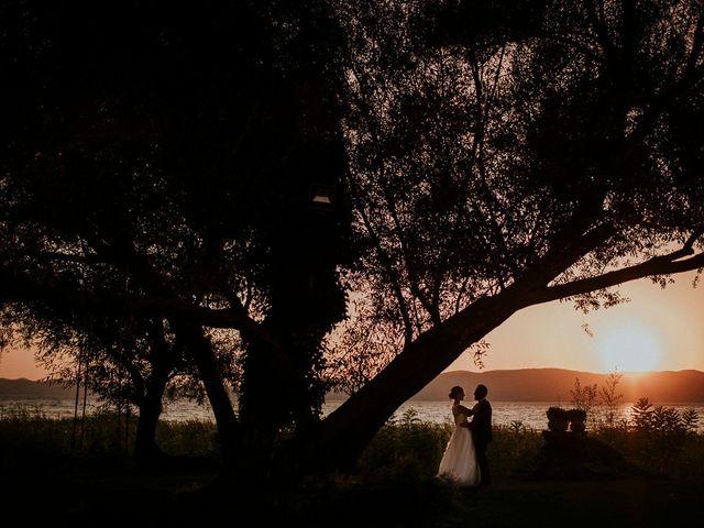 Il matrimonio di Francesco e Ludovica a Bracciano, Roma 55