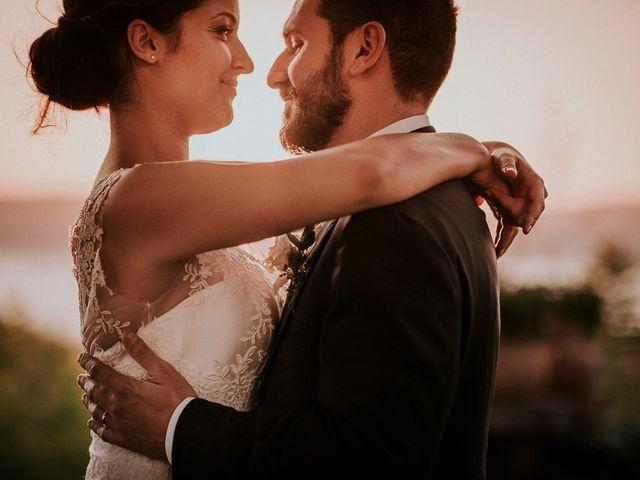 Il matrimonio di Francesco e Ludovica a Bracciano, Roma 56
