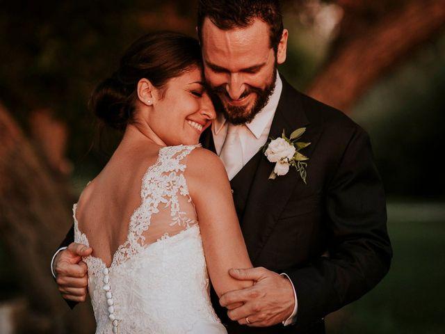 Il matrimonio di Francesco e Ludovica a Bracciano, Roma 1
