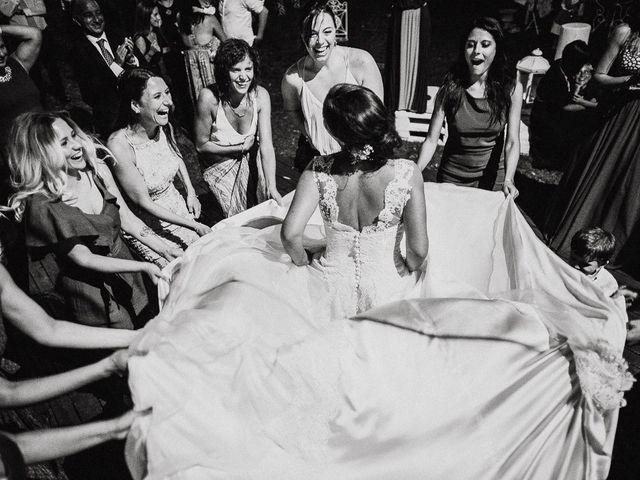 Il matrimonio di Francesco e Ludovica a Bracciano, Roma 87