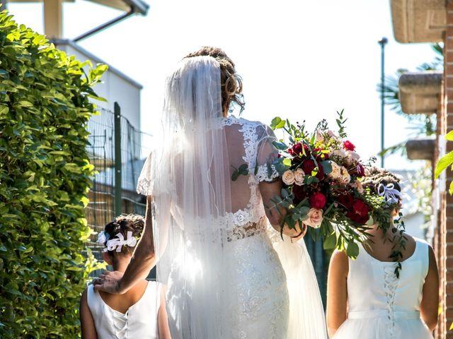 Il matrimonio di Melo e Anna a Eupilio, Como 7