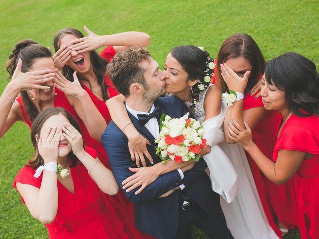 Il matrimonio di Stefano e Jessica a Bergamo, Bergamo 46