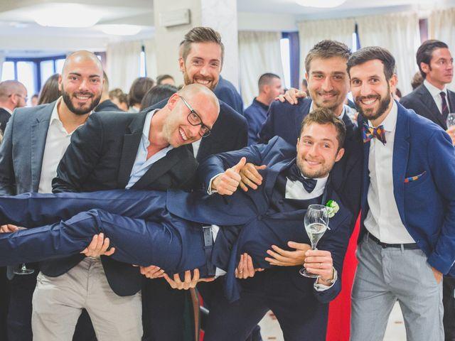 Il matrimonio di Stefano e Jessica a Bergamo, Bergamo 56