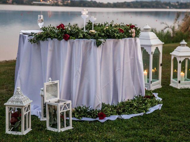 Il matrimonio di Melo e Anna a Eupilio, Como 21