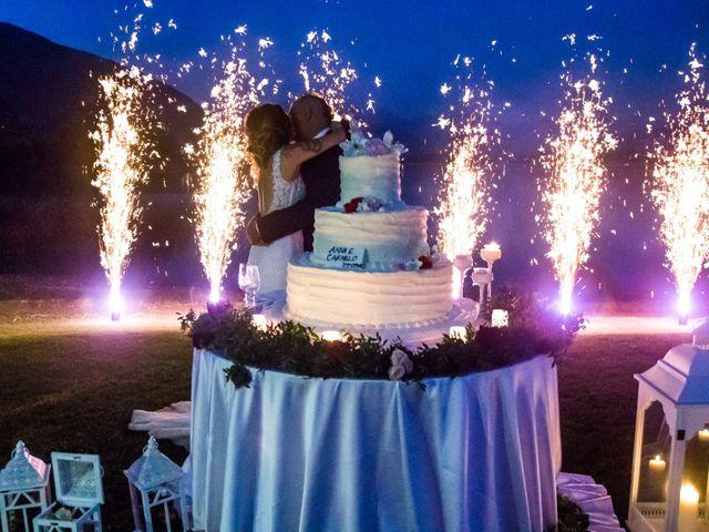 Il matrimonio di Melo e Anna a Eupilio, Como 22