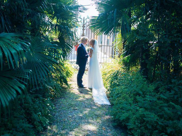 Il matrimonio di Francesco e Cecilia a Carugate, Milano 6