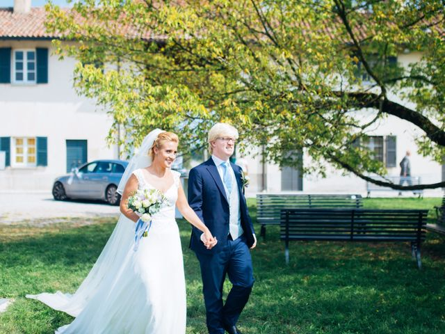 Il matrimonio di Francesco e Cecilia a Carugate, Milano 7