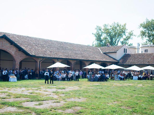 Il matrimonio di Francesco e Cecilia a Carugate, Milano 8