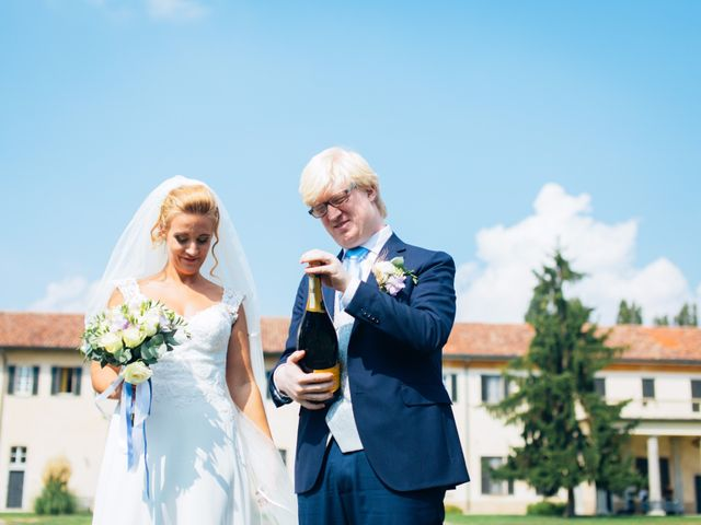 Il matrimonio di Francesco e Cecilia a Carugate, Milano 9