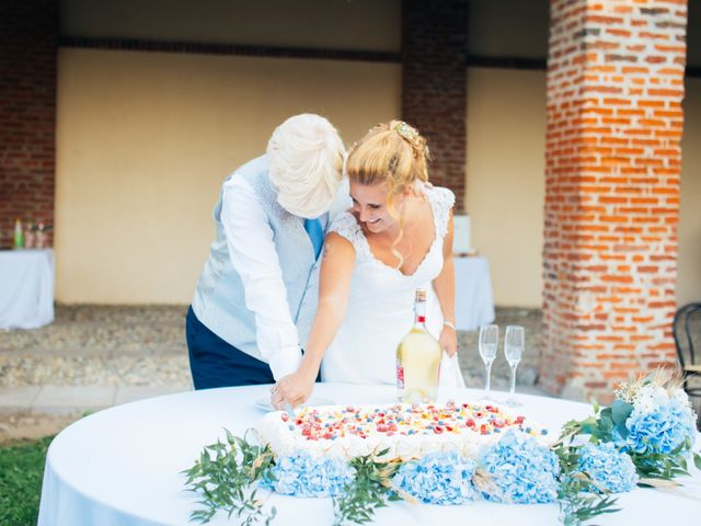 Il matrimonio di Francesco e Cecilia a Carugate, Milano 20