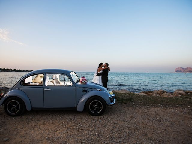 Il matrimonio di Davide e Roberta a Palermo, Palermo 50