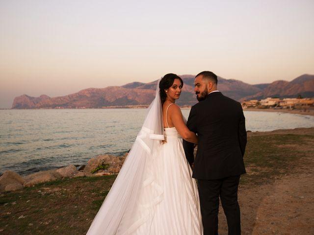 Il matrimonio di Davide e Roberta a Palermo, Palermo 57
