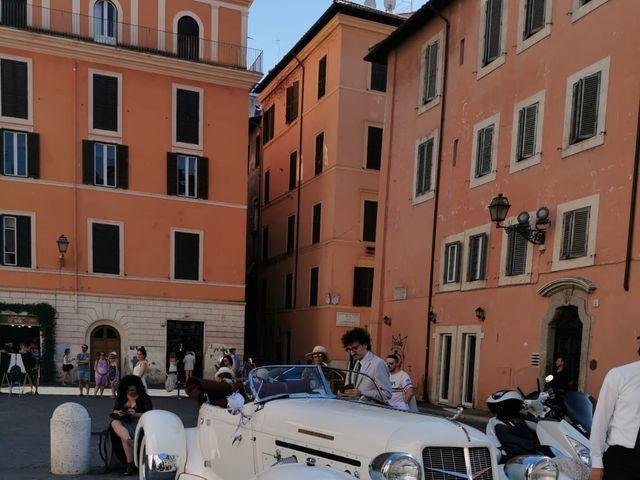Il matrimonio di Marta e Alessio a Roma, Roma 5