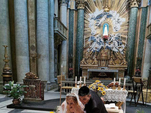 Il matrimonio di Marta e Alessio a Roma, Roma 6