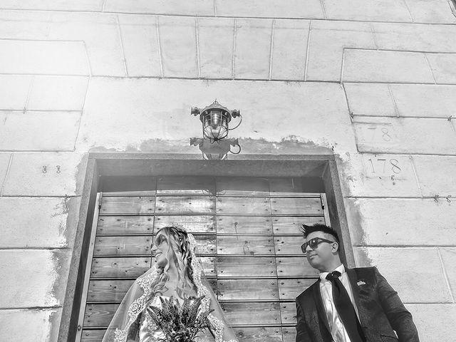 Il matrimonio di Marta e Alessio a Roma, Roma 9