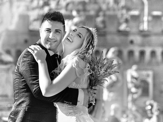 Il matrimonio di Marta e Alessio a Roma, Roma 11