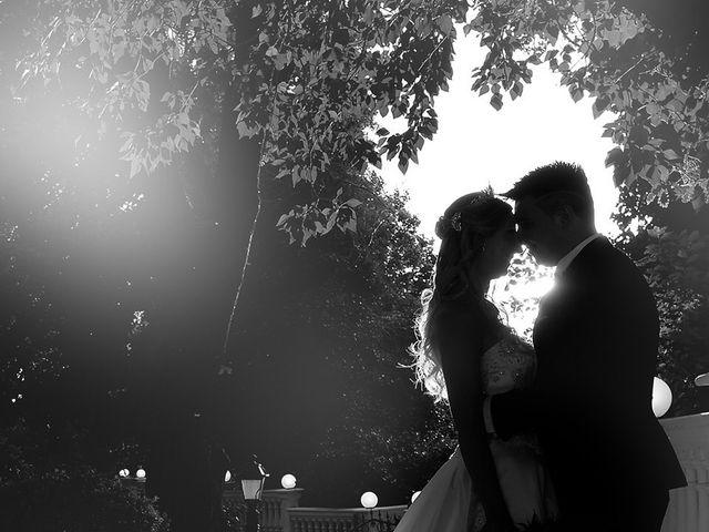 Il matrimonio di Marta e Alessio a Roma, Roma 12