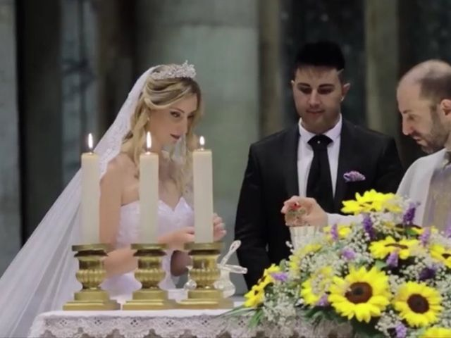 Il matrimonio di Marta e Alessio a Roma, Roma 2