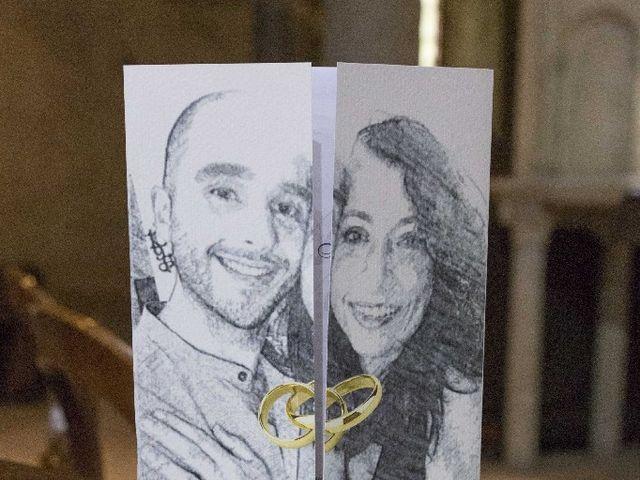 Il matrimonio di Andrea e Manuela  a Briosco, Monza e Brianza 9