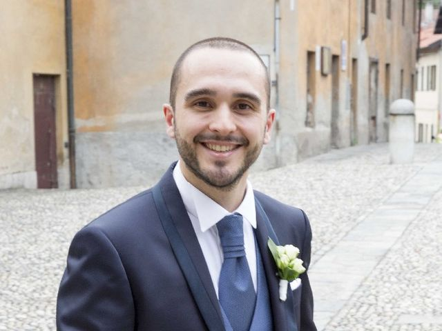 Il matrimonio di Andrea e Manuela  a Briosco, Monza e Brianza 12
