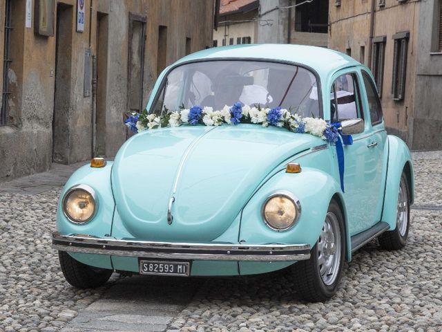 Il matrimonio di Andrea e Manuela  a Briosco, Monza e Brianza 13