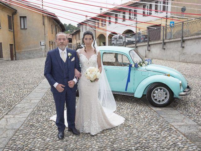 Il matrimonio di Andrea e Manuela  a Briosco, Monza e Brianza 14