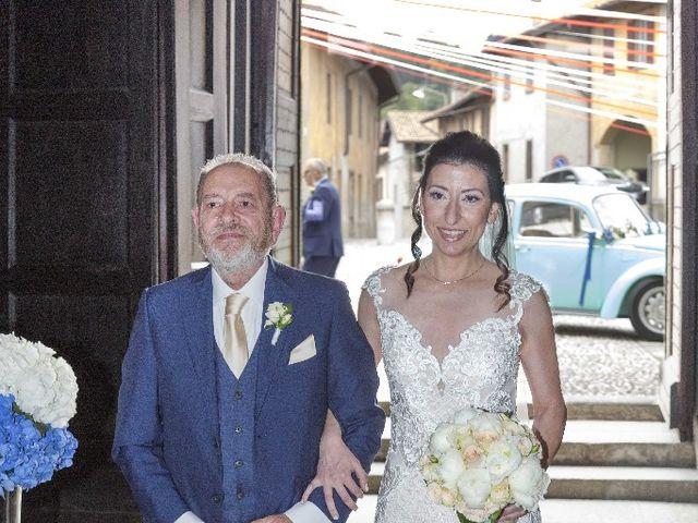 Il matrimonio di Andrea e Manuela  a Briosco, Monza e Brianza 15