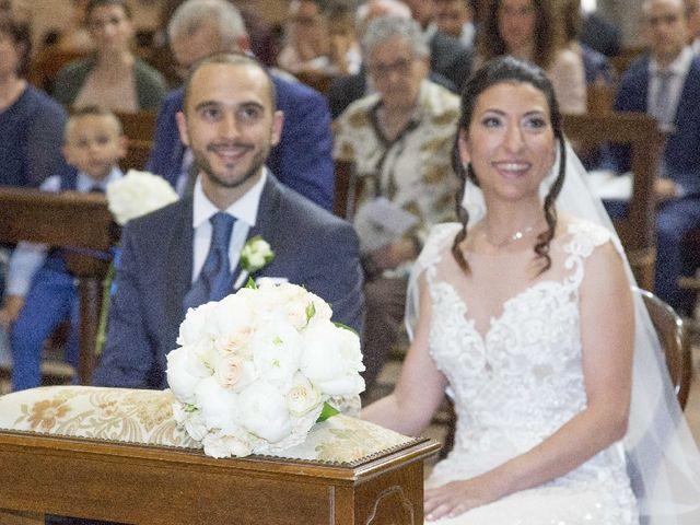 Il matrimonio di Andrea e Manuela  a Briosco, Monza e Brianza 18