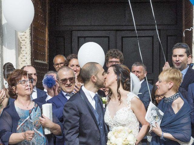 Il matrimonio di Andrea e Manuela  a Briosco, Monza e Brianza 24